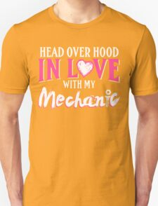 In Love With My Mechanic T-shirt T-Shirt
