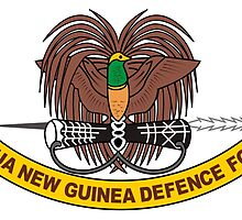 Papua New Guinea Defence Force Emblem by abbeyz71