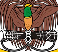 Papua New Guinea Defence Force Emblem Sticker