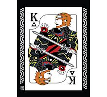 Ganondorf Card - Hylian Court Legend of Zelda Photographic Print