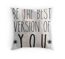 zoella - best version Throw Pillow