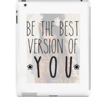zoella - best version iPad Case/Skin