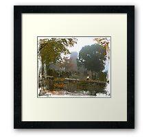 Neston Parish Church Framed Print