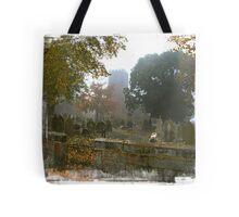 Neston Parish Church Tote Bag