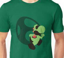 Yoshi (Green, Smash 4) - Sunset Shores Unisex T-Shirt