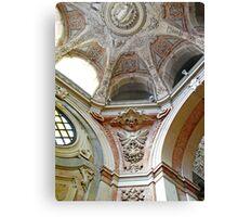 Igreja de Nossa Senhora da Encarnação. Chiado Canvas Print
