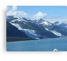The Glaciers Canvas Print