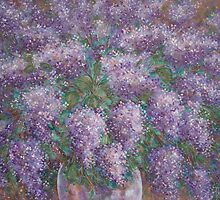 Lilac Burst by Natalie Holland