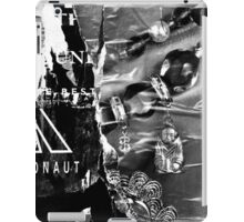 Poster Archaeology 19 iPad Case/Skin