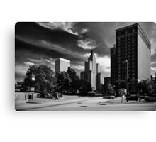 Downtown Providence Canvas Print