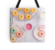 Mini bundt cakes Tote Bag