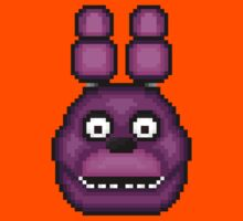 Five Nights at Freddy's 1 - Pixel art - Bonnie Kids Clothes
