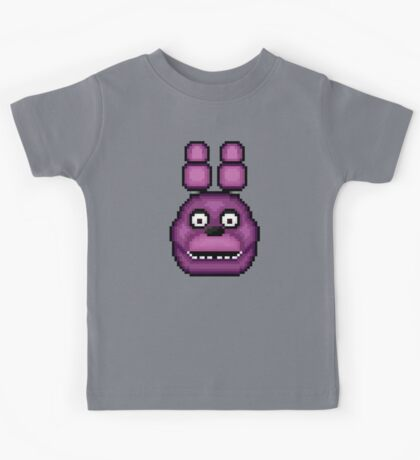 Five Nights at Freddy's 1 - Pixel art - Bonnie Kids Tee