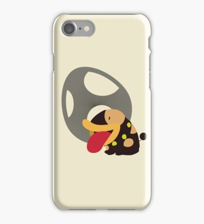 Poochy - Sunset Shores iPhone Case/Skin
