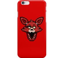 Five Nights at Freddy's 1 - Pixel art - Foxy iPhone Case/Skin