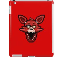 Five Nights at Freddy's 1 - Pixel art - Foxy iPad Case/Skin