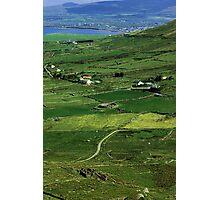 Irish county Photographic Print
