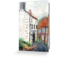 Cottage, Robin Hoods Bay Greeting Card