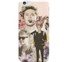 Niall Horan + Flowers iPhone Case/Skin