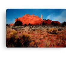 Kodachrome Basin Canvas Print