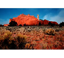 Kodachrome Basin Photographic Print