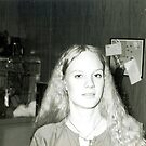 Me at 18 by Donna Adamski
