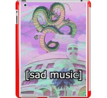 Sad Dragon Ball Z iPad Case/Skin