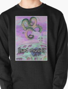 Sad Dragon Ball Z T-Shirt