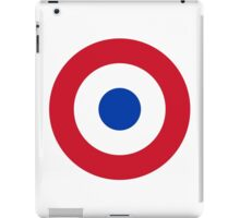 Roundel of the Paraguayan Air Force iPad Case/Skin