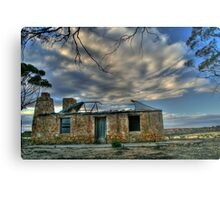 Hill top House Metal Print