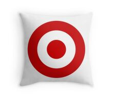 Roundel of the Peruvian Air Force  Throw Pillow