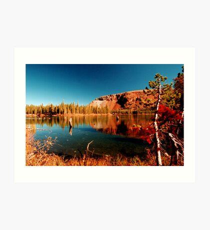 Lake Mary Art Print