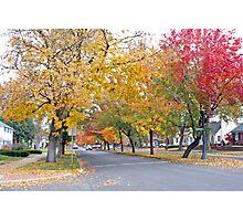 Boise Historic District Photographic Print