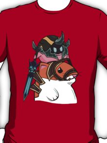 Kirby as Abaddon T-Shirt
