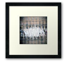 Mirrored Visions 2 Framed Print