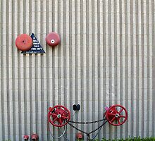 Red Circles by rdshaw