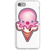 Octopus Ink Ice Cream iPhone Case/Skin