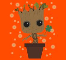 Groot with Clover/Fireflies Kids Clothes