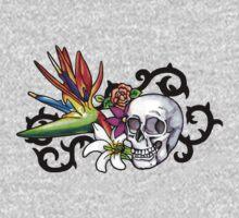 Skull by tonivee
