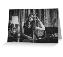 Spirito Greeting Card