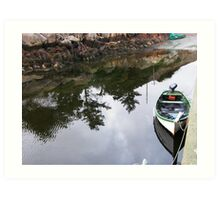 Dungloe Reflections  - Co. Donegal   Ireland   Art Print