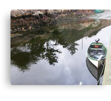 Dungloe Reflections  - Co. Donegal   Ireland   Metal Print