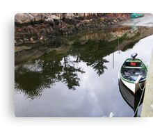 Dungloe Reflections  - Co. Donegal   Ireland   Canvas Print