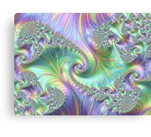Fabulous fractal fantasy Canvas Print