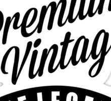 Vintage 1993 Aged To Perfection Sticker