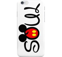 Soul Mate couple iPhone Case/Skin