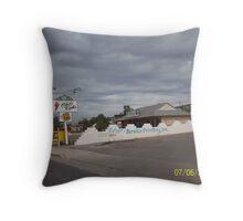 Grants, New Mexico Throw Pillow