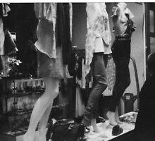 Window shopping... by Elle J Hobson