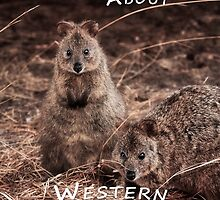 Quokkas - MAD About Western Australia (iPhone Case) by Dave Catley