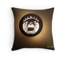 Sky Casino, New Mexico Throw Pillow